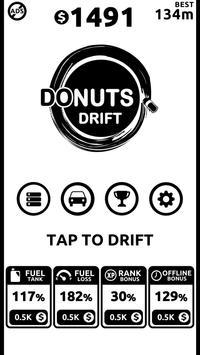 Donuts Drift screenshot 13