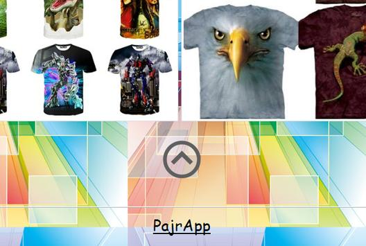 Tshirt 3D Design apk screenshot