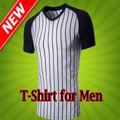 Men's T-Shirt Design icon