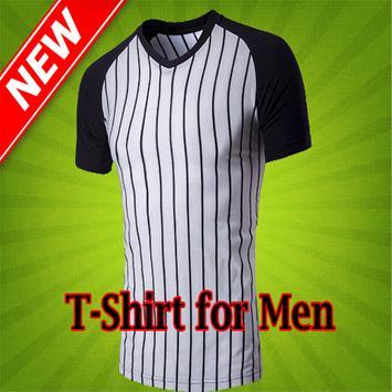 Men's T-Shirt Design poster