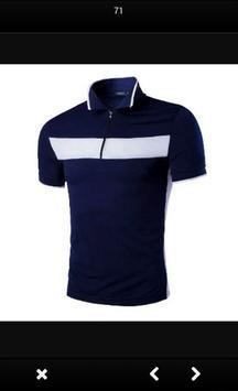 Men's T-Shirt Design screenshot 2