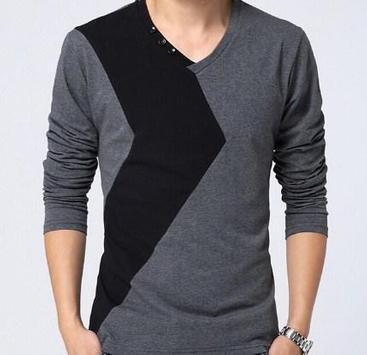 Men's T-Shirt Design screenshot 4