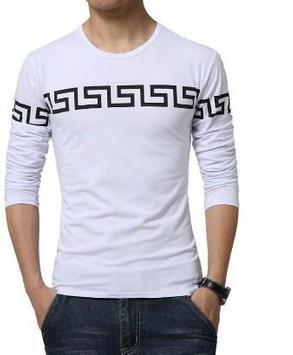 Men's T-Shirt Design screenshot 5