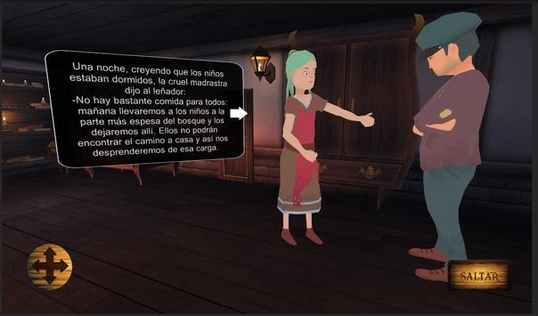 Hansel and Gretel apk screenshot