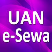 UAN Member e-Sewa icon