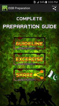 Join Army ISSB PK apk screenshot