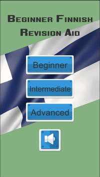 Beginner Finnish (Unreleased) poster