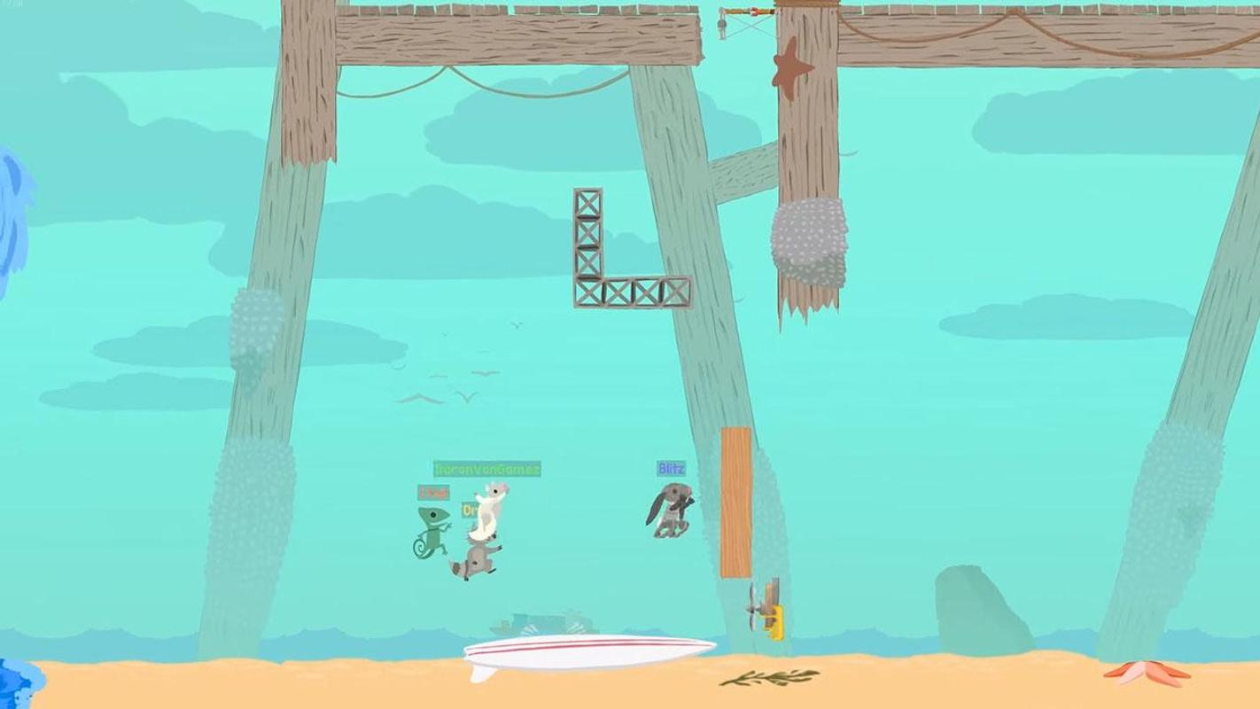 ultimate chicken horse free download 2018
