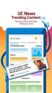 UC Browser - تصفح بسرعة. الملصق