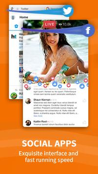 UC Browser - Navegador apk imagem de tela