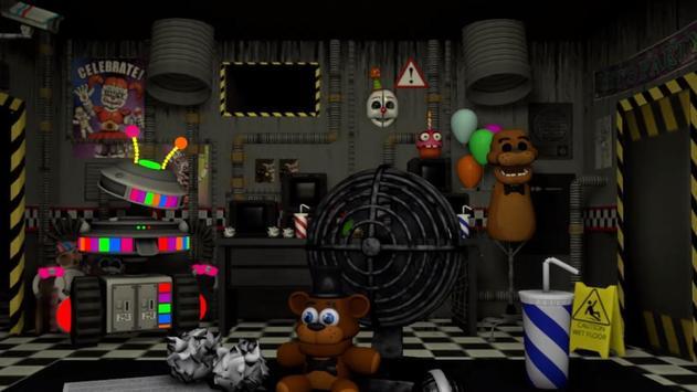 Ultimate Custom Night captura de pantalla 1