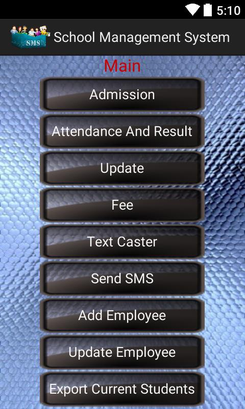 School Management System for Android - APK Download