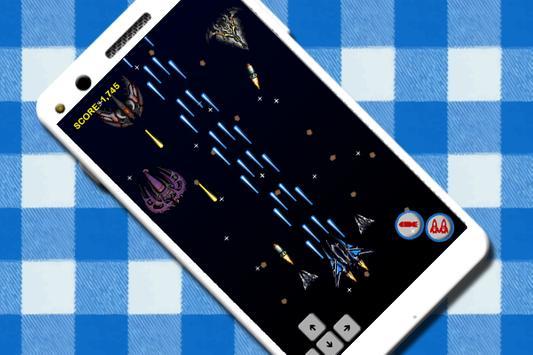 Space Shooter - Galaxy Heroes apk screenshot