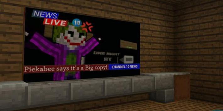 Map Cursed Minecraft screenshot 1