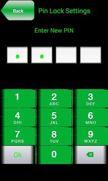 Pakistan Flag Pin Locker apk screenshot