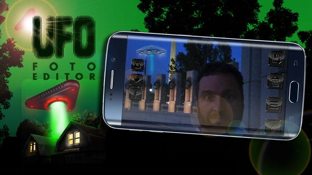 UFO Photo Editor apk screenshot
