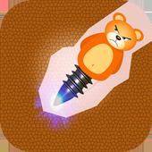 Bear Dig icon