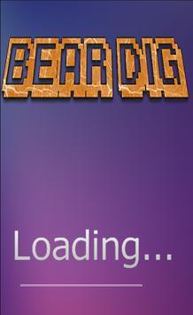 Bear Dig poster