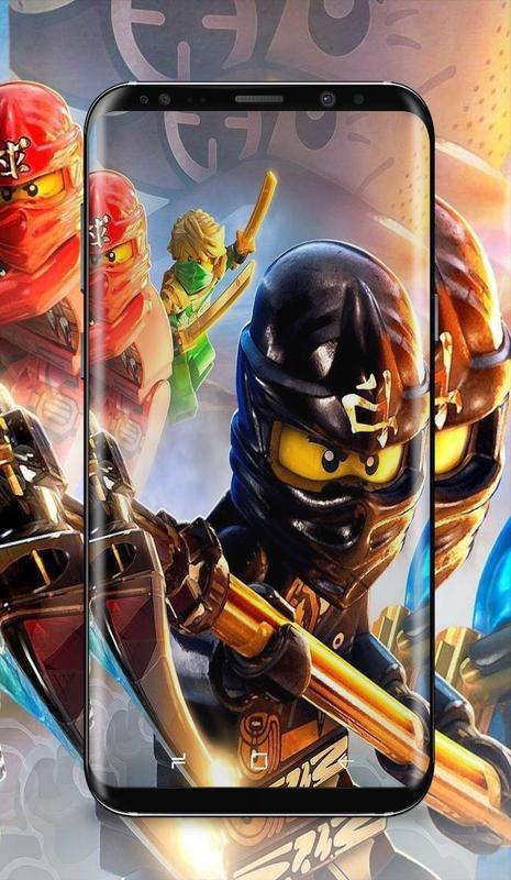 4K Lego Ninjago Wallpaper UHD For Android
