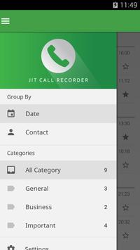 Jit Call Recorder apk screenshot