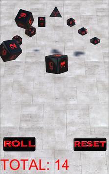 Death Dice screenshot 1