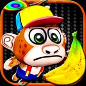 Super Monkey Run Endless dash icon