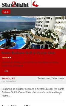 San Diego Hotel booking screenshot 16