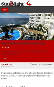 San Diego Hotel booking screenshot 5