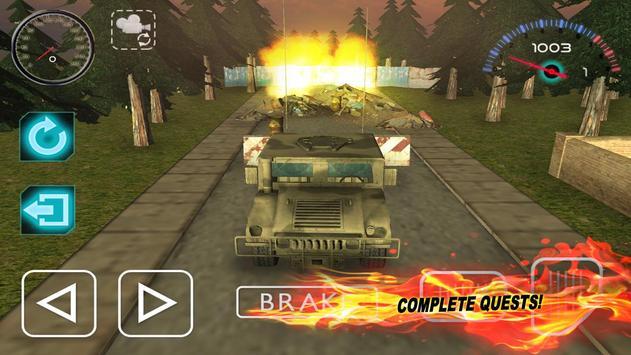 US Army Training Driver 3D apk screenshot