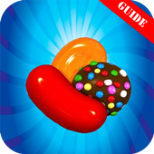 Guide Candy Crush Saga Bomb icon