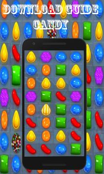Guide Candy Crush Saga Bomb screenshot 1