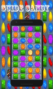 Guide Candy Crush Saga Bomb screenshot 4