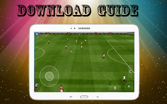 Guide Dream League Soccer 17 poster