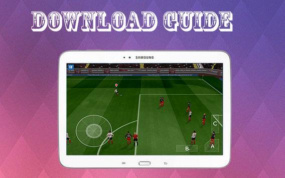 Guide Dream League Soccer 17 screenshot 1