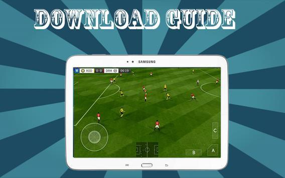 Guide Dream League Soccer 17 screenshot 2