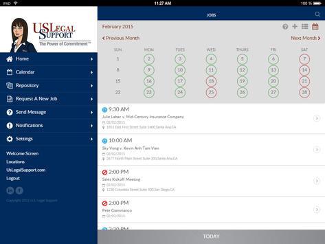 USLS Mobile apk screenshot