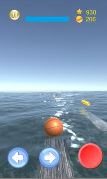 BouncyBall Light screenshot 1