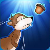 Squirrel run-Ultimate runner icon