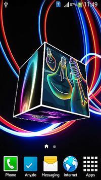 Neon 3D Wallpaper apk screenshot