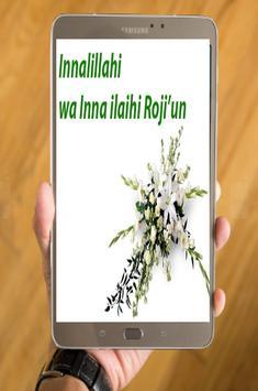 Ucapan Belasungkawa Islam Terbaru poster