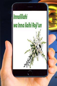 Ucapan Belasungkawa Islam Terbaru screenshot 1