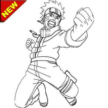 Sketch of uchicha anime screenshot 3