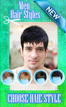 Newest Men Hair Styles poster