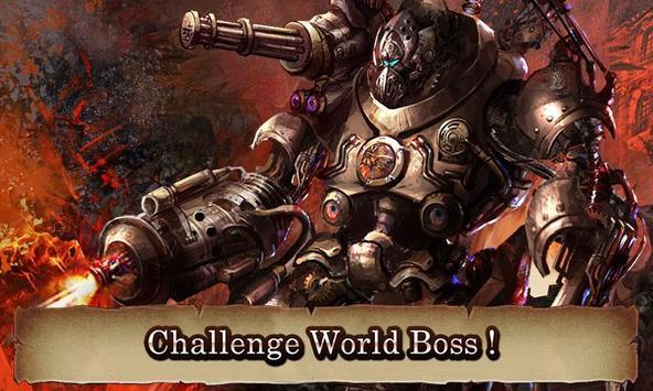 Stilland War HD(Adventure RPG) poster