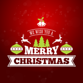 2018 Christmas Greeting Card and Messages All icon