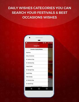 2018 Christmas Greeting Card and Messages All apk screenshot