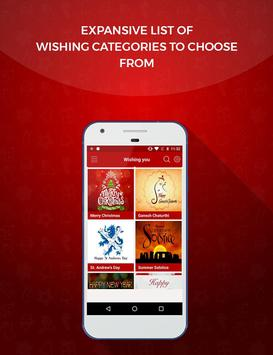 2018 Christmas Greeting Card and Messages All poster