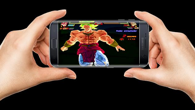 Goku SuperSaiyan   Budokai Tenkaichi 3 for Android - APK