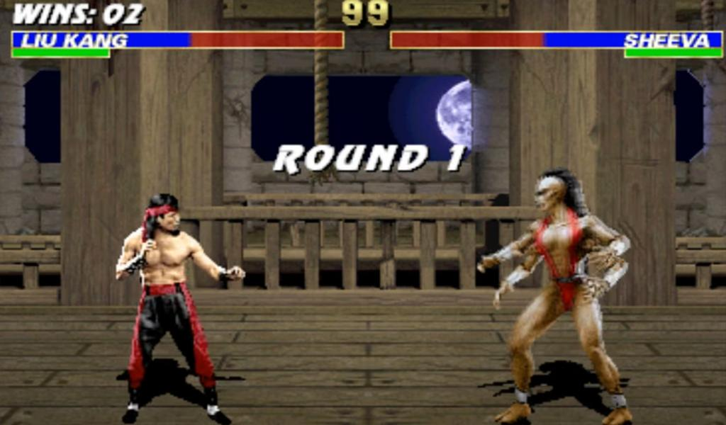 Code Arcade Ultimate Mortal Kombat 3 Moves for Android - APK