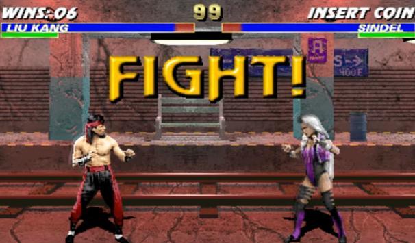 Code Arcade Ultimate Mortal Kombat 3 Moves apk screenshot